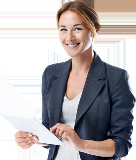 Vrouw Pensioennavigator